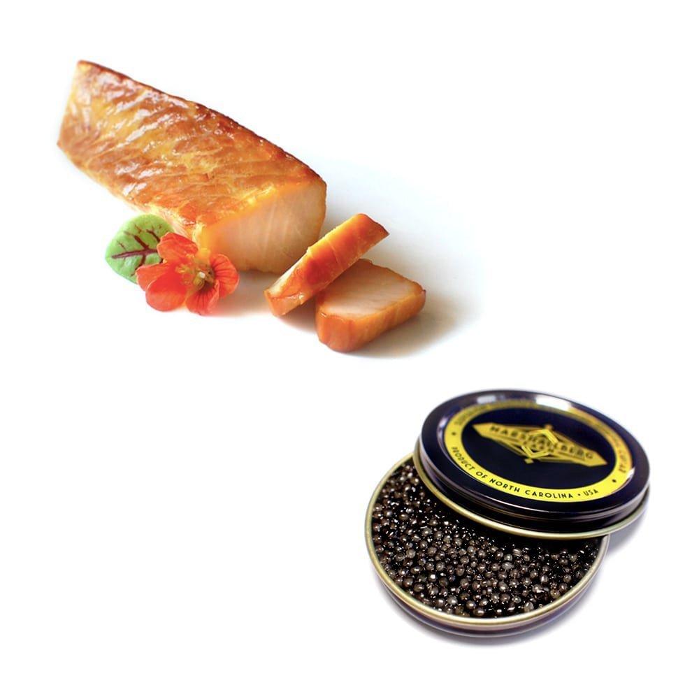 smoked-sturgeon-caviar