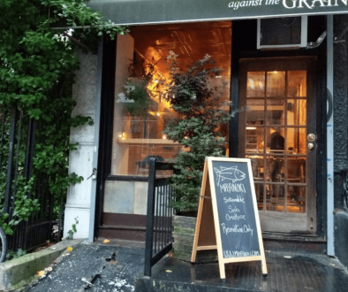 Sustainable Omakase in NYC | MYANOKI | Now Serving Marshallberg Farm Caviar & Sturgeon