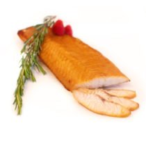 Smoked Sturgeon Filet ($38)