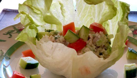 smoked-sturgeon-salad