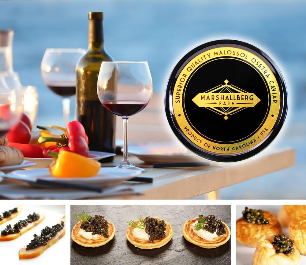 caviar-picnic